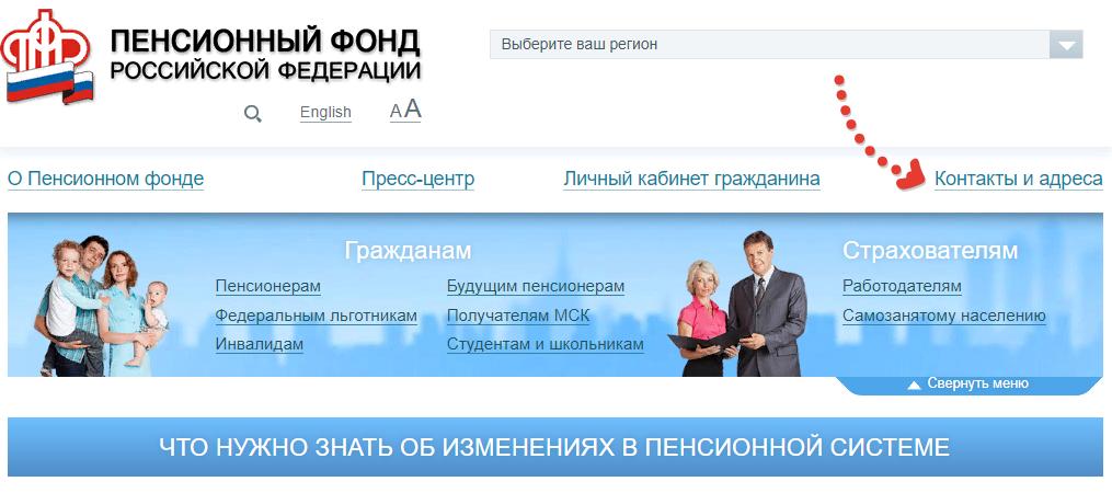 Пенсионный фонд в Москве – адреса отделений, телефоны, время работы